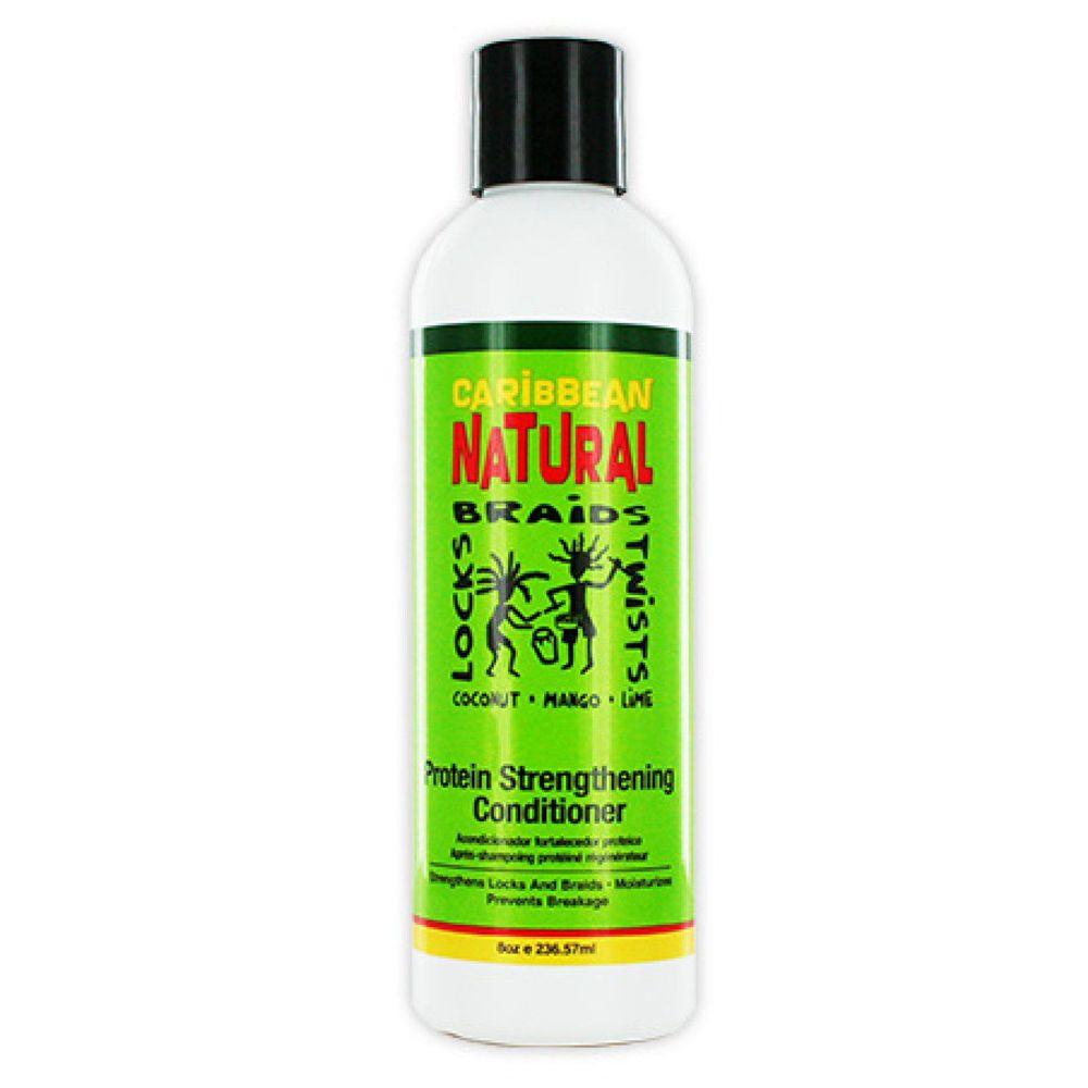 Caribbean Natural Protein Strengthening Conditioner 8oz